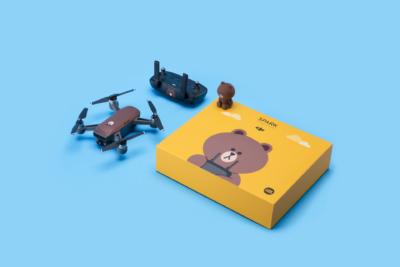 DJI Spark X 熊大! 首款卡通航拍機誕生 台灣地區買不到?