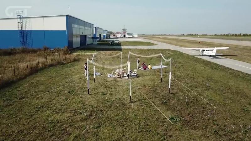 凌空充電靠「電陣」 無人機不降落的續航工具