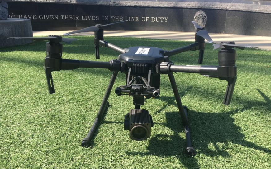 Chula Vista Police Drone