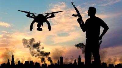兩單因無人機被捕事件 涉嫌協助恐怖主義.入侵政要官邸