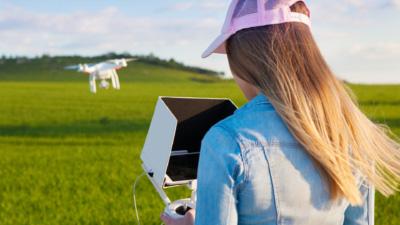 無人機女飛手專用社群 知識.技術交流穩妥妥