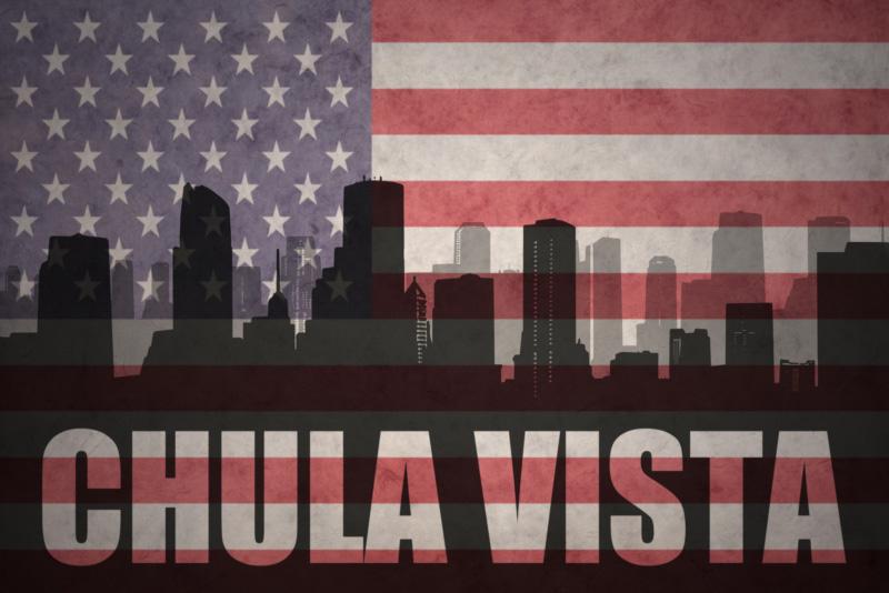 Chula Vista Crime & Drone