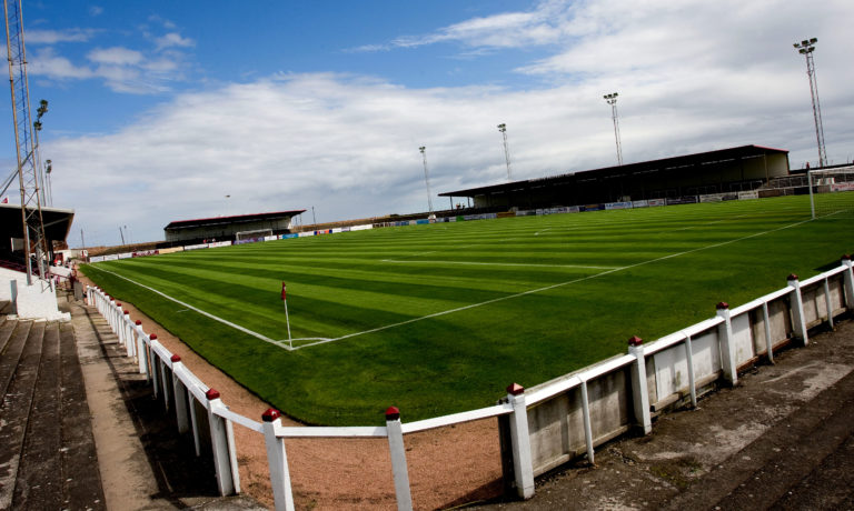 Gayfield Park, Arbroath.