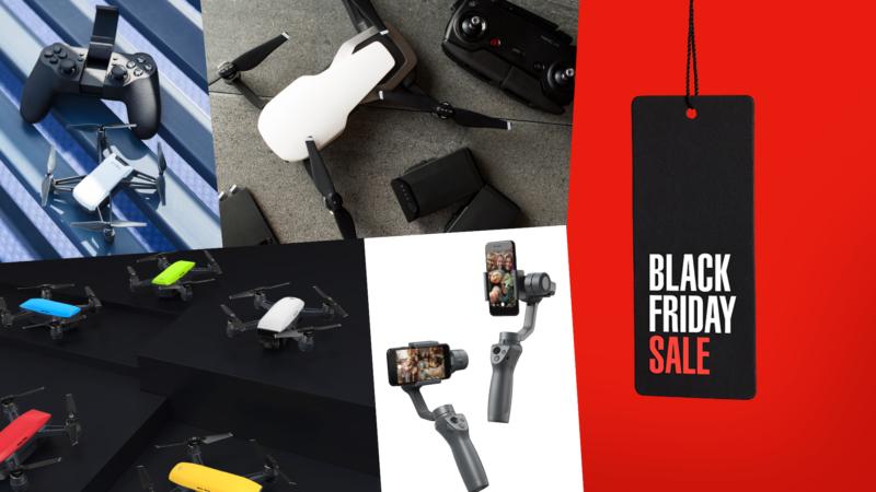 DJI 黑色星期五優惠:Spark 全能套裝減$700 可媲美「雙 11」折扣?