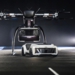 Airbus X Audi 研飛天汽車 Pop.Up Next 1:4 原型機變身兼試飛