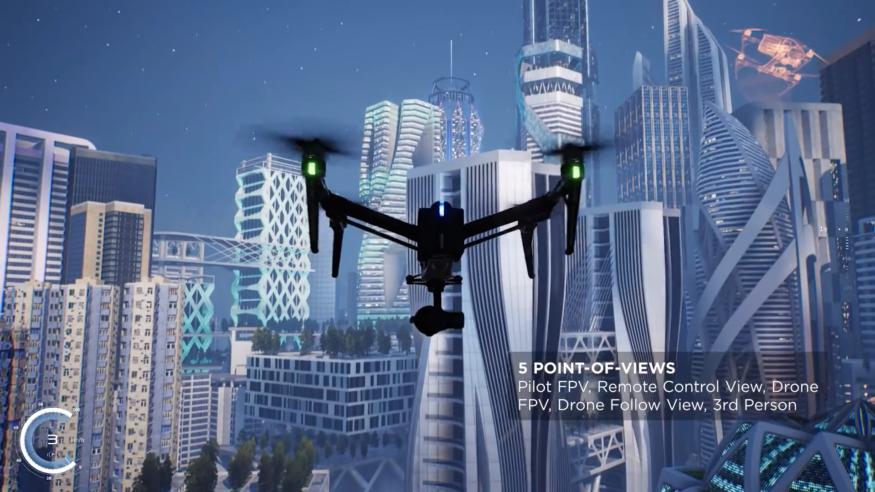 DJI 推飛行模擬器 用戶體驗版可免費試用