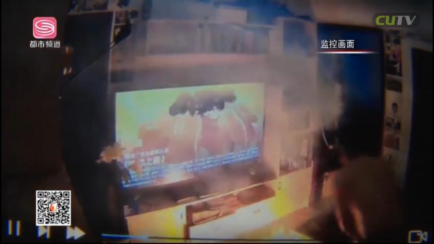 航拍機電池自燃冒煙 DJI:具體原因需待檢測報告