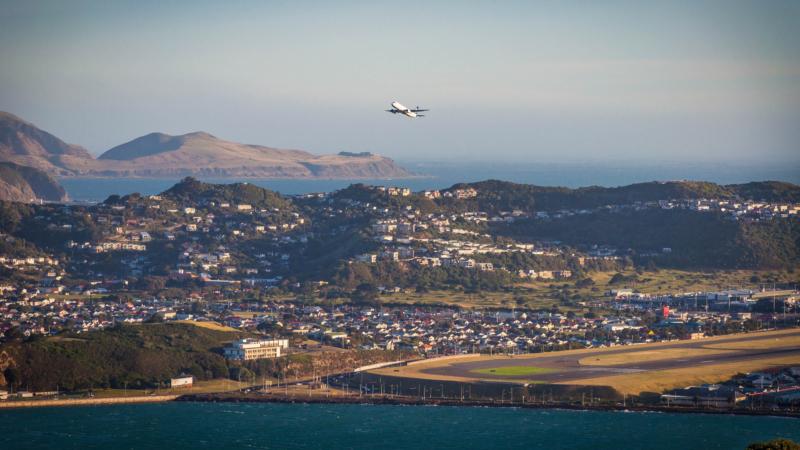 無人機闖機場範圍 新西蘭首都機場跑道緊急關閉半小時