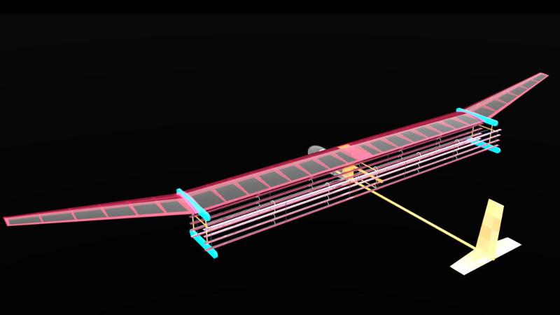 MIT 「離子風」驅動固定翼無人機 無燃料排放