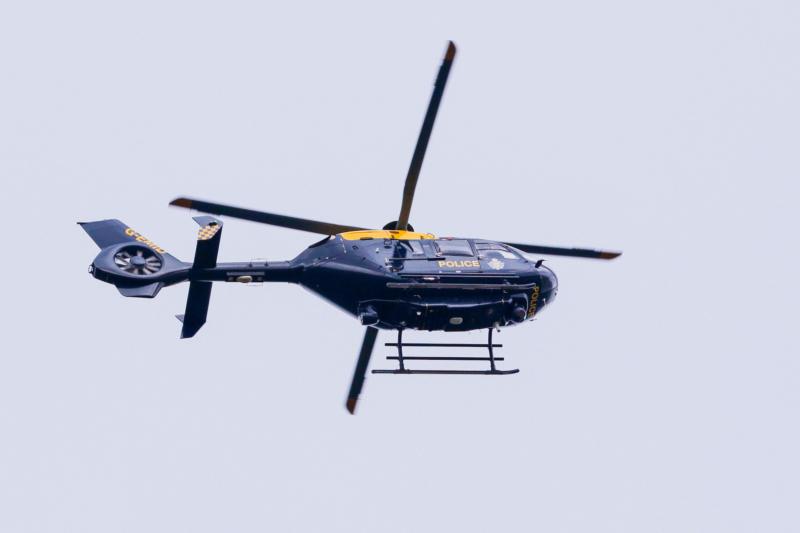 航拍機阻警用直升機搜救 飛手被罰款近 500 英鎊