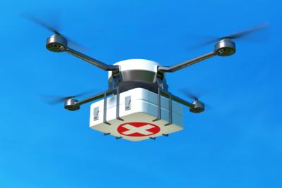 Vanuatu Drone Deliver Vaccine