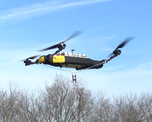 美製無人機 Dauntless 可負重 200 磅 續航力達 5 小時