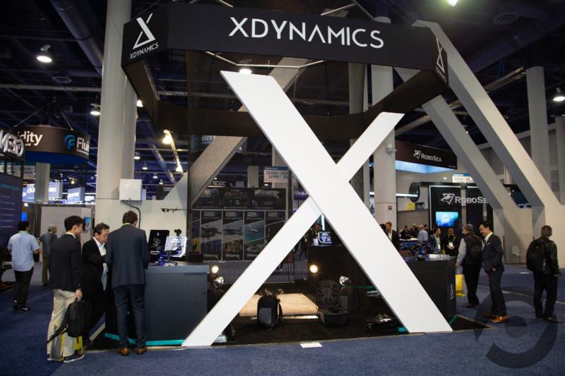 【CES 2019】XDynamics 航拍機可搭載熱像相機 CEO 與 AI 猛人約見