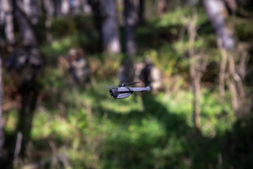 FLIR 取得 3,960 萬美元合約 為美軍提供個人飛行偵察系統