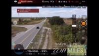DJI Mavic 2 Pro 另類拉距 36 公里 飛手卻被狠批「玩命」