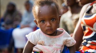 無人機空運疫苗 世界首個接種對象是 1 個月大嬰兒