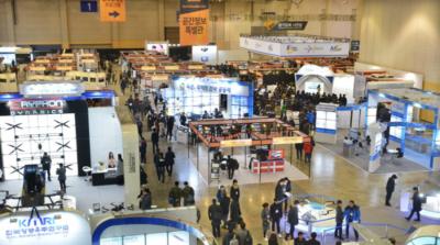韓國無人機展覽會 1 月 24 日開鑼 預先登記免費入場