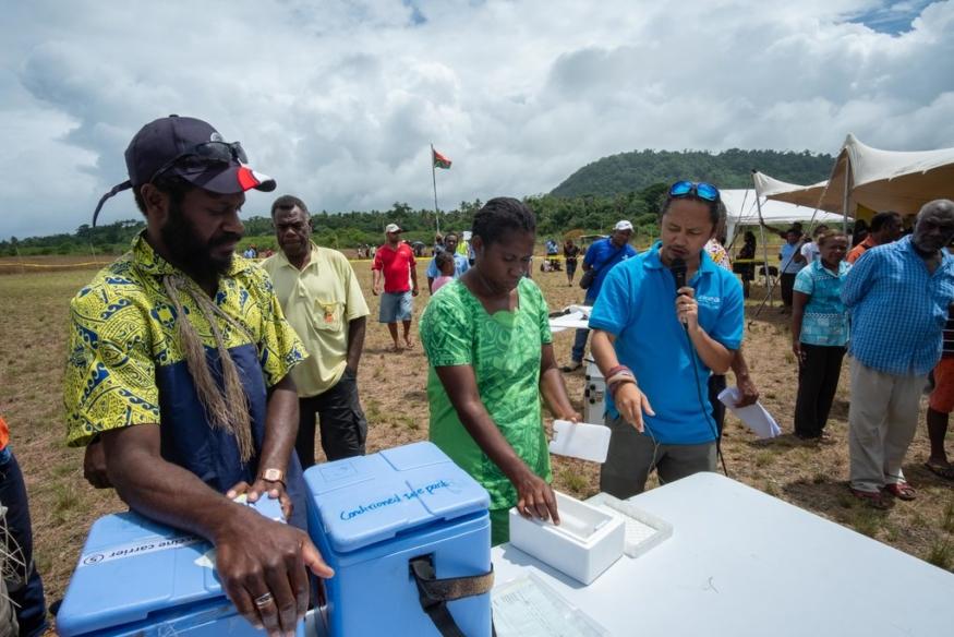 瓦努阿圖疫苗