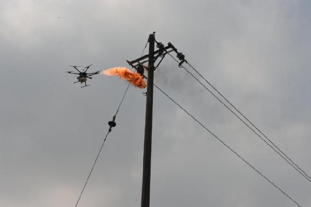 噴火無人機