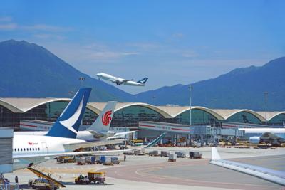 香港如何防禦航拍機大鬧機場? 運房局:已設某類無人機偵察系統