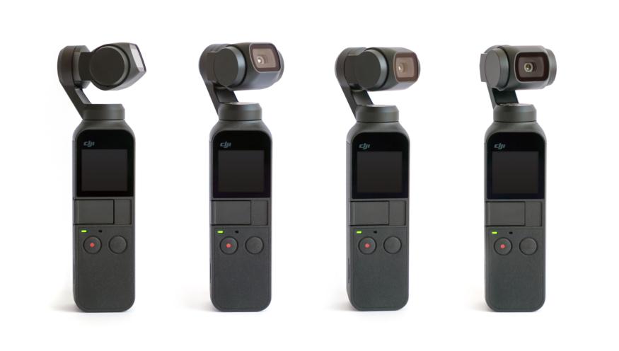 DJI 總裁談 Osmo Pocket 研發秘辛:零件精細化 高密度整合