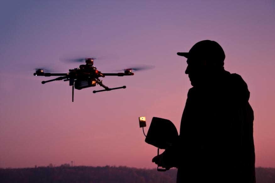 秸稈升級再造生物新材料 打造氫動力工業無人機