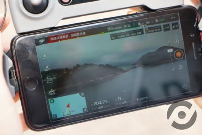 DJI Smart Controller 評測:高強光下螢幕亮度完勝 圖傳表現又如何?