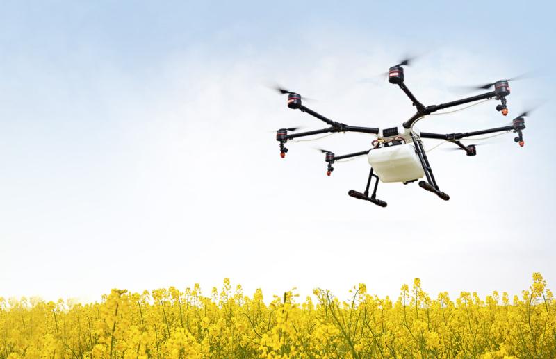 消費級無人機銷售增長放緩 DJI 放眼農用市場站穩腳