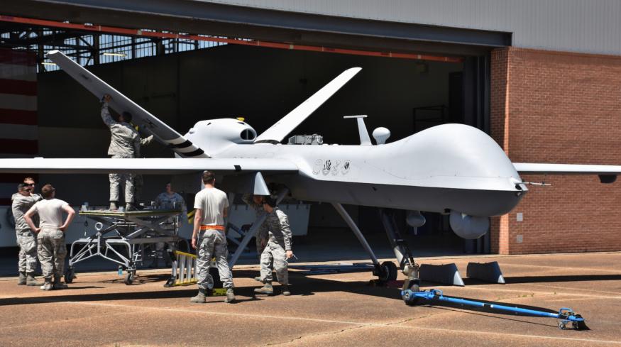 特朗普簽署行政命令 叫停公佈無人機空襲傷亡報告