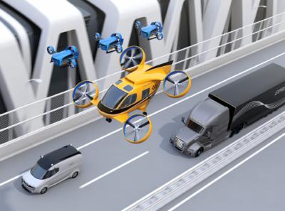 Intel 副總裁:飛天汽車 5 年內航行 建設成本低過地底通道