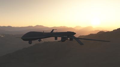 美軍掠奪者及收割者偵察無人機任務滿滿 飛行時數突破 400 萬