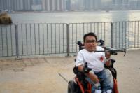【輪椅上航拍香港.上】靈魂之作公展 他說看世界不只一種角度