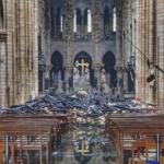 DJI 無人機協力救熄巴黎聖母院大火 消防肯定功勞