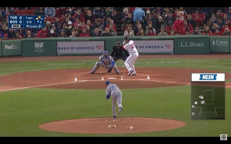不速之客! 波士頓職業棒球賽現場驚現航拍機