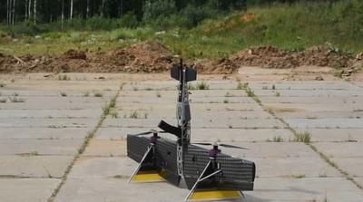 半自動霰彈槍成「飛行神槍」 俄新款無人機對抗低空威脅