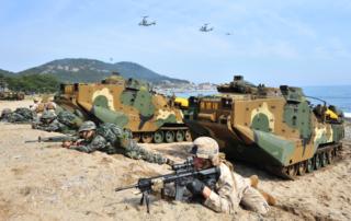 南韓陸軍制定反無人機防衛計劃 「分層防守」保基地