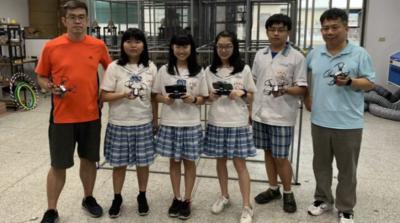 考驗運算思維 花蓮舉辦學界無人機比賽