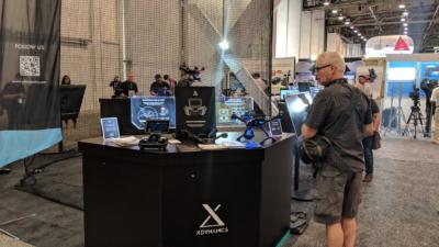 【NAB 2019】XDynamics 專業級 M4/3 鏡頭隆重登場 熱能相機雲台如期面世