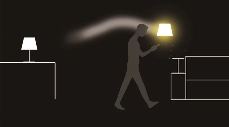 移動式飛行燈追蹤照明 首先家要夠大!