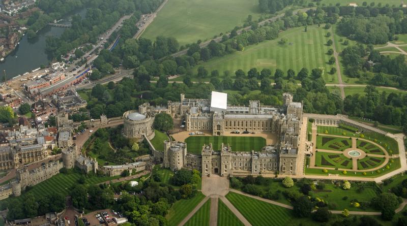無人機空拍哈里王子夫婦住處 操作者涉嫌觸及禁飛區