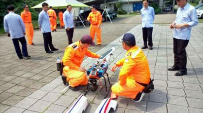 海巡署無人機隊 4 月滿師投入值勤 清明連假抓違規捕魚者