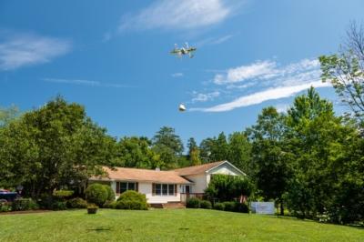 領先業界! Alphabet 旗下公司 Wing 澳洲推無人機送貨服務