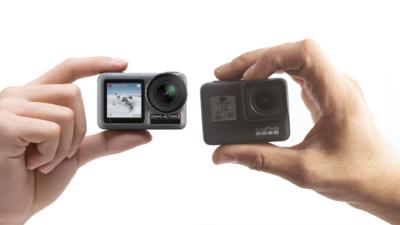 DJI Osmo Action VS Osmo Pocket VS GoPro HERO 7 一表看清規格差異