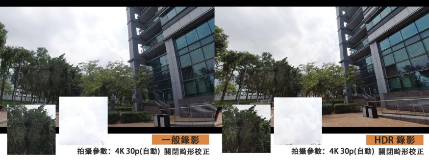 DJI Osmo Action 評測(一):防震、拍攝表現優秀 但有 4 個小瑕疵