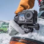 可拍 4K HDR 影片 續航 135 分鐘 DJI Osmo Action 定價港幣$2999