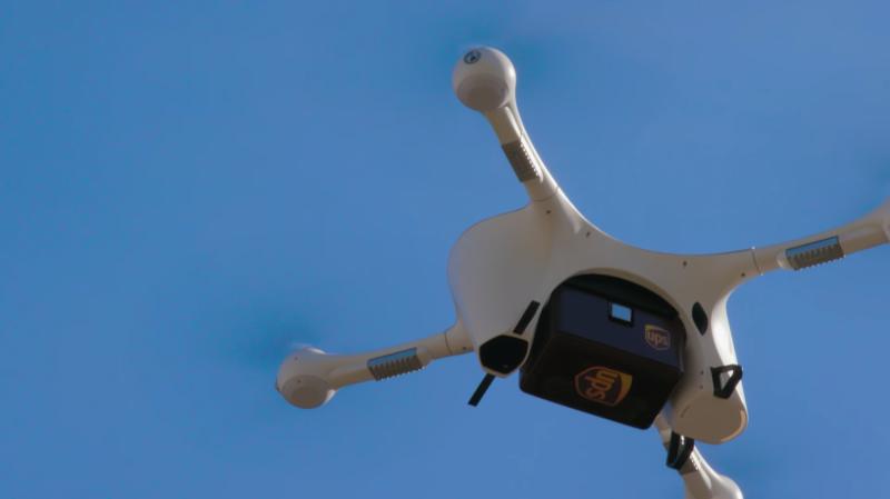 無人機運送醫療樣本加快診症 背後推手既是醫生更曾為機師