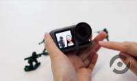 DJI Osmo Action 操作體驗:前螢幕方便自拍 惟增穩技術非通用