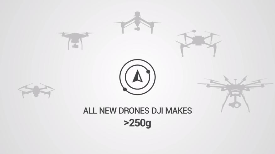 DJI 無人機明年起內置 ADS-B 接收器 可偵測飛機及直升機位置