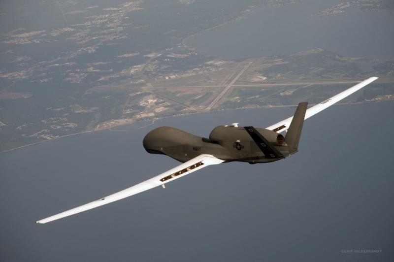 伊朗擊落美軍「全球鷹」無人偵察機 俄羅斯挺伊打臉特朗普