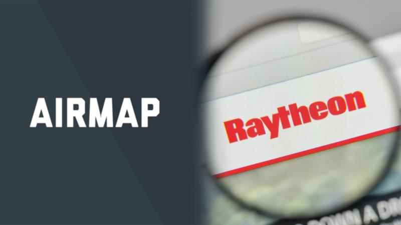 兩大專業碰頭! AirMap 夥Raytheon整合無人機至美國國家空域系統